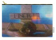 Jesus On The Cross Mosaic Carry-all Pouch