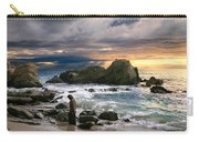 Jesus' Sunset Carry-all Pouch