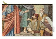 Jesus Visit Carry-all Pouch