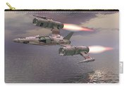 Jet Flying Low Carry-all Pouch