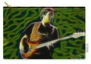 Jethro Tull-96-jonathon-c5-fractal Carry-all Pouch