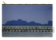 Jetty People Of Bang Saphan Carry-all Pouch
