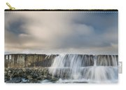 Jetty Spillover Waterfall Carry-all Pouch
