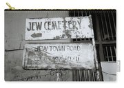 Jew Town In Cochin Carry-all Pouch