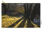 Jewel In The Trees Carry-all Pouch by Debra and Dave Vanderlaan