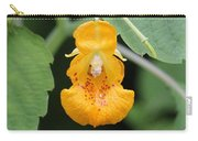 Jewel Weed Blossom Carry-all Pouch