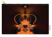 Jeweled Nautilus Glow Carry-all Pouch