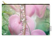 Jewels On Hearts Carry-all Pouch