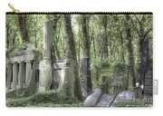 Jewish Cemetery Weissensee Berlin Carry-all Pouch