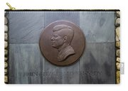 Jfk Memorial Carry-all Pouch