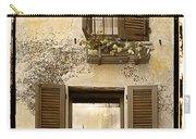 Orvieto Window Polaroid Carry-all Pouch