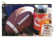 Jim Beam Coke And Football Carry-all Pouch