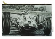 Jim Clark Action Carry-all Pouch