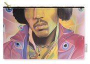 Jimi Hendrix Eyes Carry-all Pouch