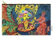 Jimi Hendrix Rainbow Bridge Carry-all Pouch