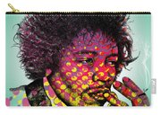 Jimmie Hendrix  Carry-all Pouch