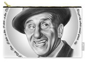 Jimmy Durante Carry-all Pouch