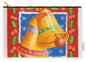 Jingle Bells Carry-all Pouch