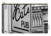 Jo Cats Pub Carry-all Pouch