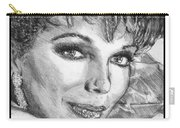Joan Collins In 1985 Carry-all Pouch