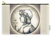 Joan Of Arc - Original Carry-all Pouch