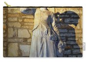 Joan Of Arc Hearing Voices By Francois Rude Carry-all Pouch