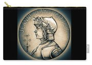 Joan Of Arc - Middle Ages Carry-all Pouch