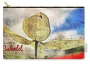 Job 36 22 Carry-all Pouch by Michelle Greene Wheeler