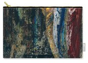 Job And The Angels Carry-all Pouch by Gustave Moreau