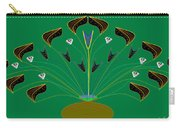 Jocelyn's Flower Carry-all Pouch