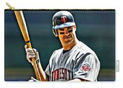 Joe Mauer Painting Carry-all Pouch
