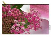 Asclepias And Friend Carry-all Pouch