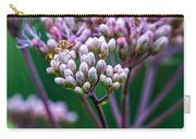 Joe Pye Weed And Bug Carry-all Pouch