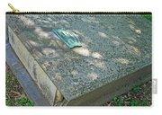 John Adlum Revolutionary War Soldier Carry-all Pouch