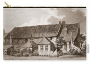 John Bunyans Meeting House, Early 19th Carry-all Pouch