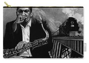 Jazz John Coltrane Carry-all Pouch