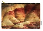 John Day Martian Landscape Carry-all Pouch by Inge Johnsson