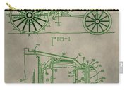 John Deere Patent Carry-all Pouch