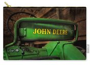 John Deere Tractor Carry-all Pouch by Susan Candelario