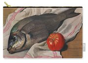 John Dory Carry-all Pouch