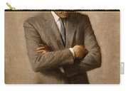 John F Kennedy 2 Carry-all Pouch