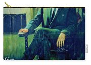 John F Kennedy Carry-all Pouch by John Malone