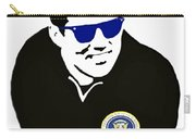 John F Kennedy Signature Wayfarer Carry-all Pouch by Jost Houk