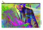 John Fitzgerald Kennedy Jfk In Abstract 20130610v2 Carry-all Pouch