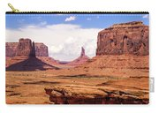 John Ford Point - Monument Valley - Arizona Carry-all Pouch