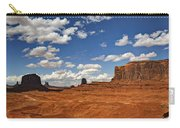 John Ford Point - Monument Valley  Carry-all Pouch