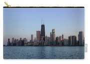 John Hancock Building And Chicago Il Skyline Carry-all Pouch