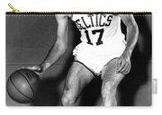 John Havlicek Of The Boston Celtics 1960s Carry-all Pouch