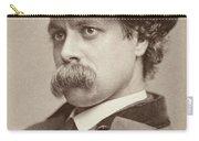 John Sidney Woollett (1845-1917) Carry-all Pouch