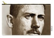 John Steinbeck American Author Circa 1938 Carry-all Pouch